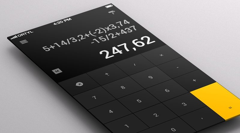Calculator Application