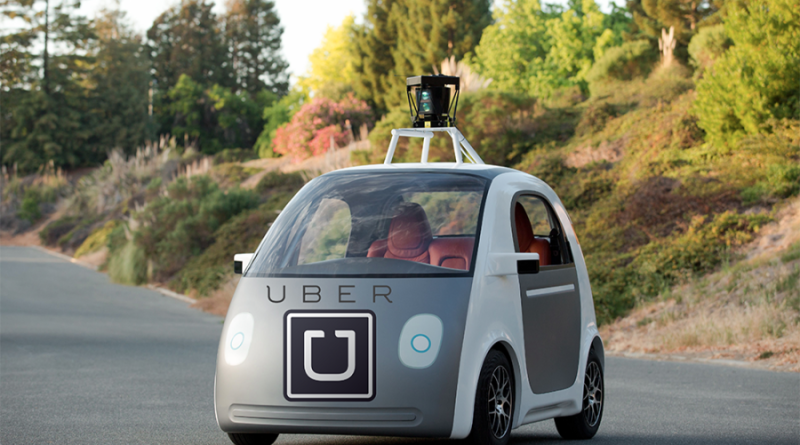 Uber's Driverless Car – Dawn of the Robots?