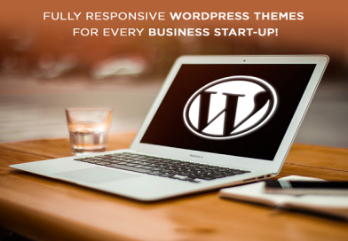 8 Fully Responsive WordPress Themes For Every Business Start-Up!
