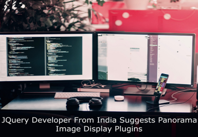 JQuery Developer From India Suggests Panorama Image Display Plugins