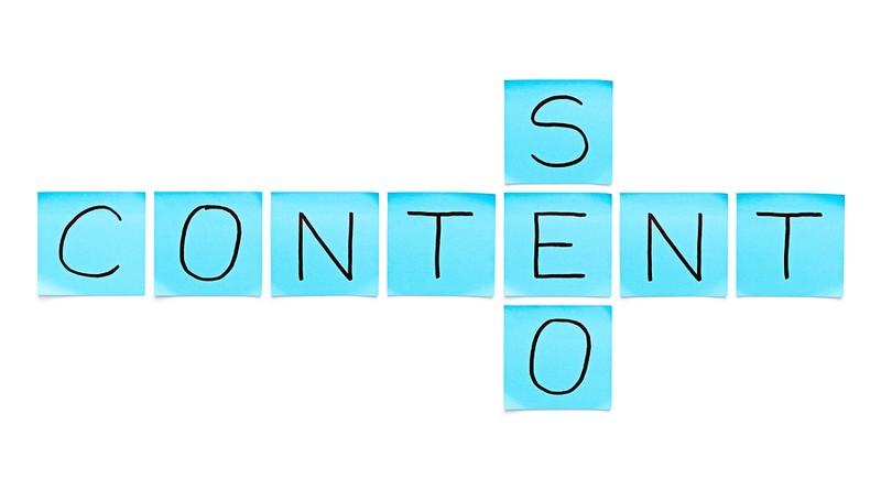 Content vs SEO