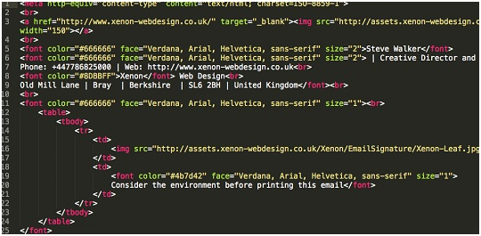 Minifying HTML Javascript and CSS