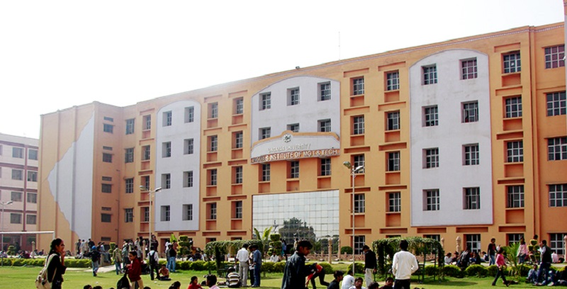 Lingaya University (LU)